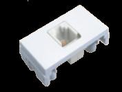 Módulo blanco con toma telefónica - TAAD