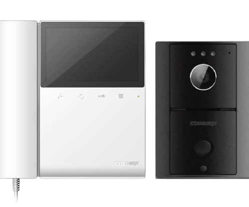 """Portero eléctrico con monitor lcd de 4.3"""" - Commax"""