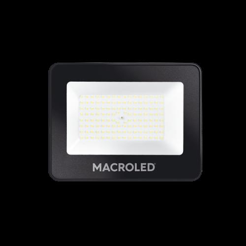 Reflector LED 100W IP65 foto frente - Macroled