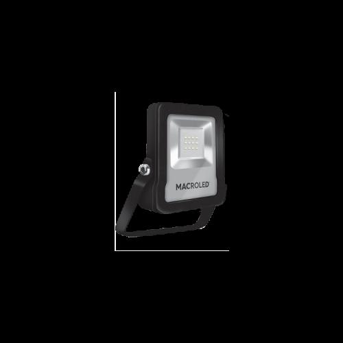 Proyector LED 10W luz fría - Macroled