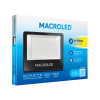 Caja reflector 200W IP65 luz fría - Macroled