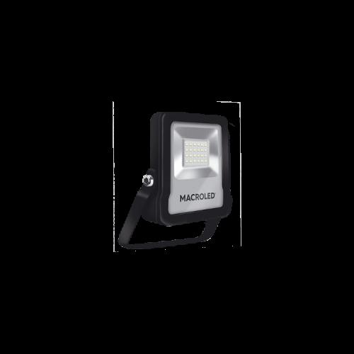Proyector LED 20W luz fría - Macroled