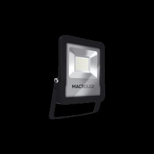 Proyector LED 30W luz fría - Macroled