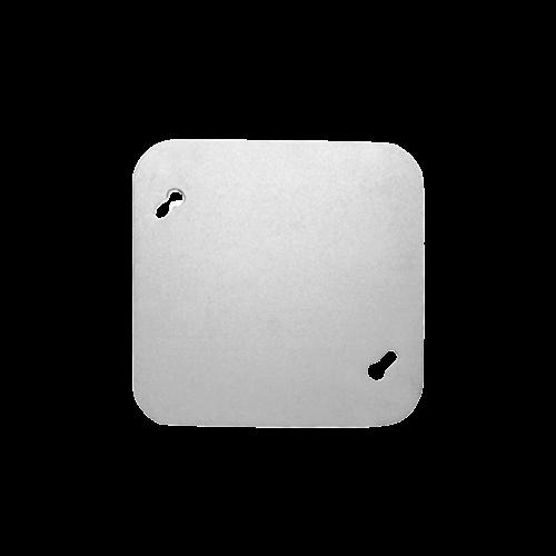 Tapa de chapa cuadrada 10x10