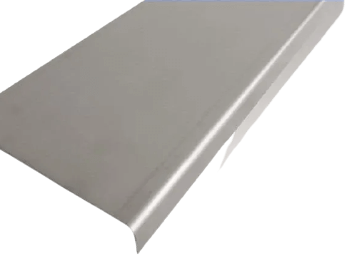 Tapa metálica para bandeja portacable - Stucchi