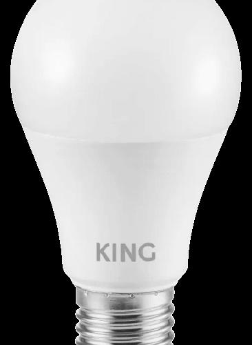 Bulbo LED 10W A60 E27 - King