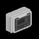 Caja para térmicas de PVC 9 módulos, para exterior - Genrod