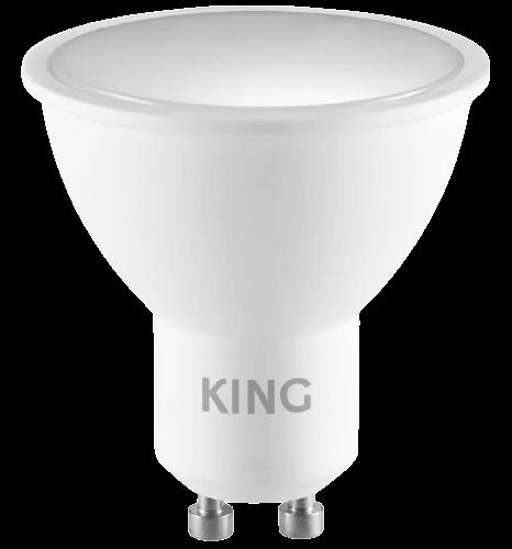 Lámpara LED dicroica 5W GU10 - King