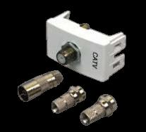 Módulo CATV pin fino 2 salidas - Kalop
