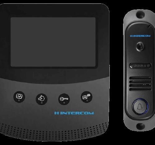 """Portero JS-222E11 4"""" LCD timbre y portero - H Intercom"""