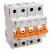 Térmica tetrapolar 3kA línea DMS interruptor naranja - General Electric