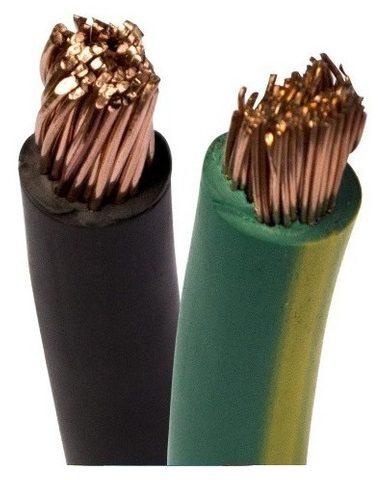 Corte cables unipolares