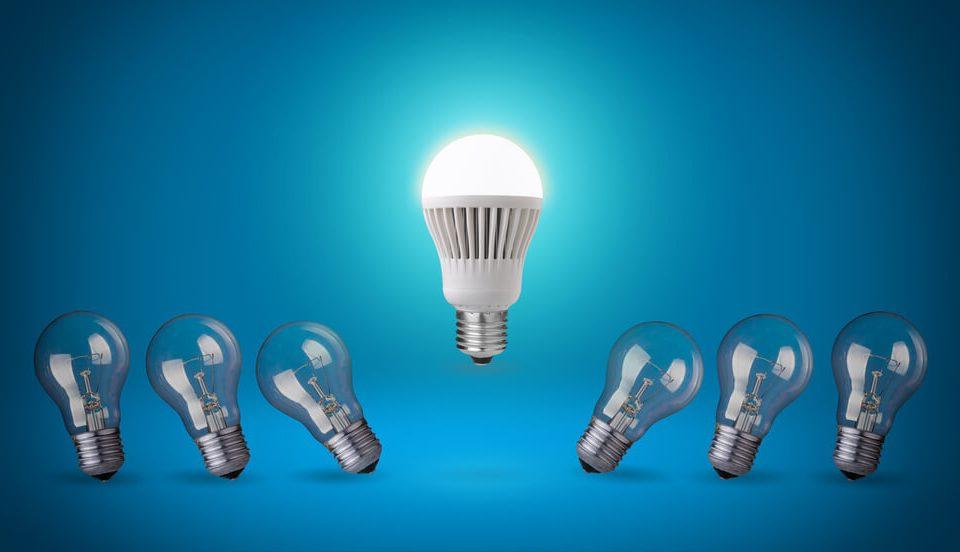 Iluminación LED vs convencional