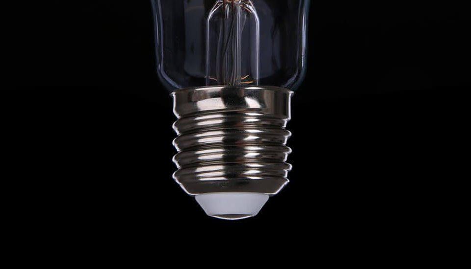 Rosca lámpara E27