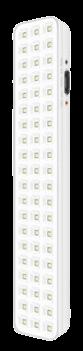 Luz de emergencia 60 leds vertical - Macroled
