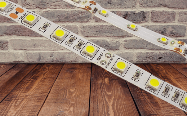 Tiras LED SMD 3528 y LED SMD 5050